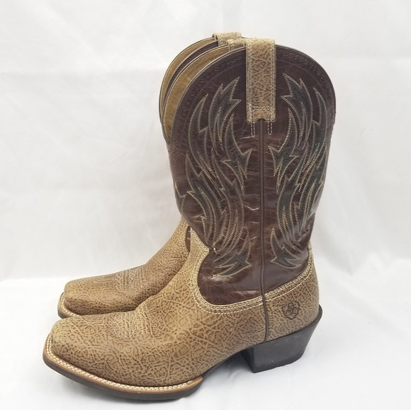 Ariat Other - Men's Ariat Boots Size 9 EE